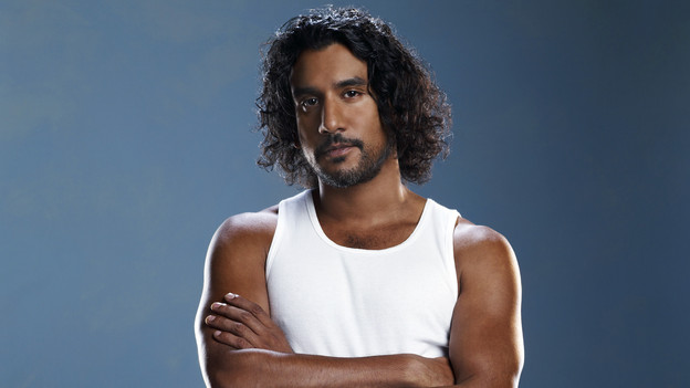 LOST - Naveen Andrews stars as Sayid on ABC's &quot;Lost.&quot; (ABC/FLORIAN SCHNEIDER)