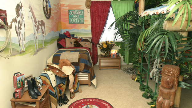 EXTREME MAKEOVER HOME EDITION - &quot;Wofford Family,&quot; - Boy's Bedroom, on &quot;Extreme Makeover Home Edition,&quot; Sunday, September 26th on the ABC Television Network.