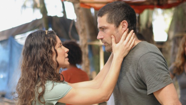 "LOST - ""Something Nice Back Home"" (ABC/MARIO PEREZ)EVANGELINE LILLY, MATTHEW FOX"