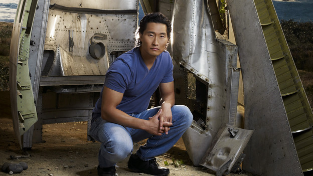 LOST - Daniel Dae Kim stars as Jin on ABC's &quot;Lost.&quot; (ABC/FLORIAN SCHNEIDER)