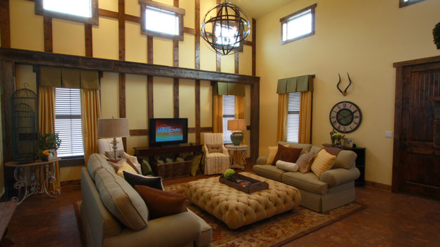 "EXTREME MAKEOVER HOME EDITION - ""Sharrock Family,"" - Living Room    Picture, on  ""Extreme Makeover Home Edition,"" Sunday, May 15th       (8:00-9:00 p.m.  ET/PT) on the ABC Television Network."