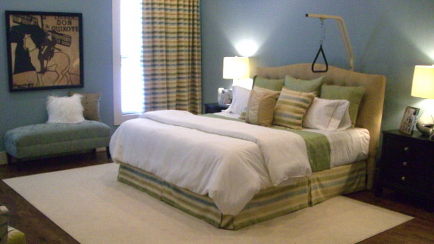 "EXTREME MAKEOVER HOME EDITION - ""Marshall Family,"" - Master Bedroom, on ""Extreme Makeover Home Edition,"" Sunday, October 18th (8:00-9:00 p.m. ET/PT) on the ABC Television Network."