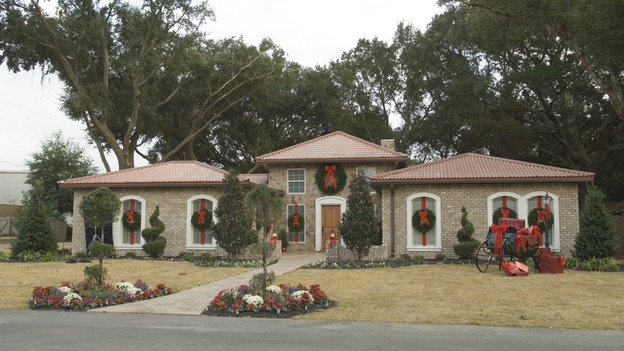"EXTREME MAKEOVER HOME EDITION - ""Gaston Family,"" - Exterior Picture, on  ""Extreme Makeover Home Edition,"" Sunday, December 12th (8:00-9:00 p.m.  ET/PT) on the ABC Television Network."