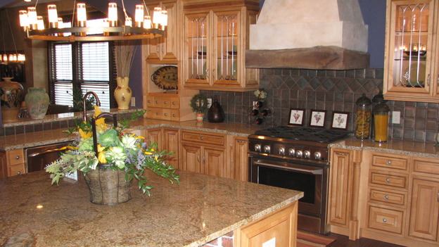 "EXTREME MAKEOVER HOME EDITION - ""Fullerton-Machacek Family,"" - Kitchens, on ""Extreme Makeover Home Edition,"" Sunday, January 7th on the ABC Television Network."