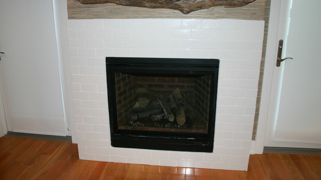 "EXTREME MAKEOVER HOME EDITION - ""Ripatti Family,"" - Master Bedroom Fireplace, on ""Extreme Makeover Home Edition,"" Sunday, December 10th on the ABC Television Network."