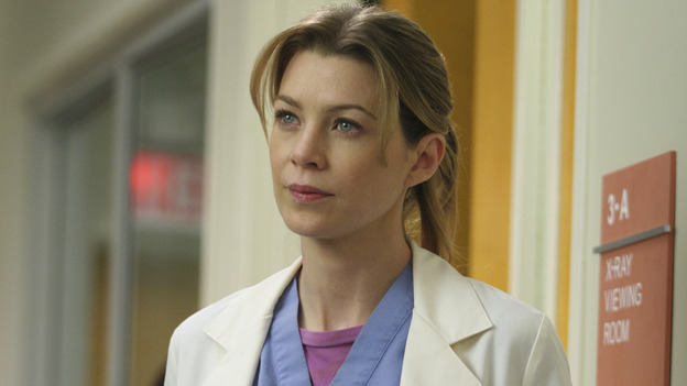 101835_7946 -- GREY'S ANATOMY -- &quot;If Tomorrow Never Comes&quot; (ABC/SCOTT GARFIELD)ELLEN POMPEO