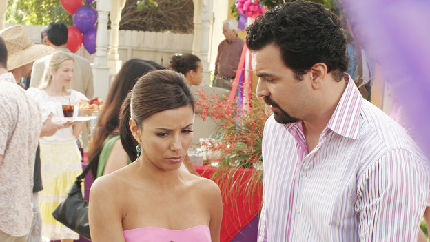 "DESPERATE HOUSEWIVES - ""FEAR NO MORE "" (ABC/RON TOM) EVA LONGORIA, RICARDO ANTONIO CHAVIRA"