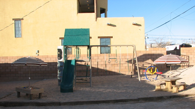 "EXTREME MAKEOVER HOME EDITION - ""Martinez Family,"" - Playground, on ""Extreme Makeover Home Edition,"" Sunday, April 27th on the ABC Television Network."