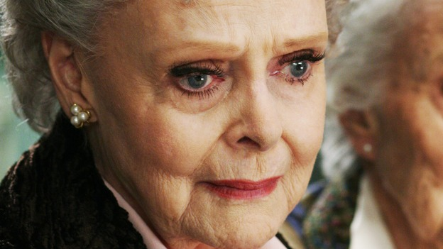 GREY'S ANATOMY - &quot;Break On Through&quot; (ABC/RON TOM)JUNE LOCKHART