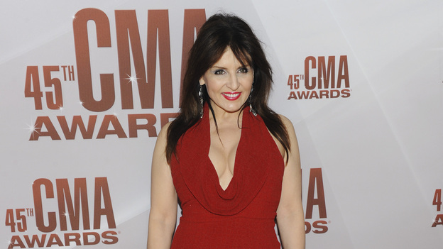 THE 45th ANNUAL CMA AWARDS - RED CARPET ARRIVALS - &quot;The 45th Annual CMA Awards&quot; will broadcast live on ABC from the Bridgestone Arena in Nashville on WEDNESDAY, NOVEMBER 9 (8:00-11:00 p.m., ET). (ABC/JASON KEMPIN)DEBORAH ALLEN