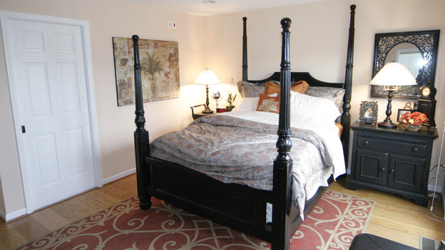 EXTREME MAKEOVER HOME EDITION - &quot;Vardon Family,&quot; - Master Bedroom, on &quot;Extreme Makeover Home Edition,&quot; Sunday, November 7th on the ABC Television Network.