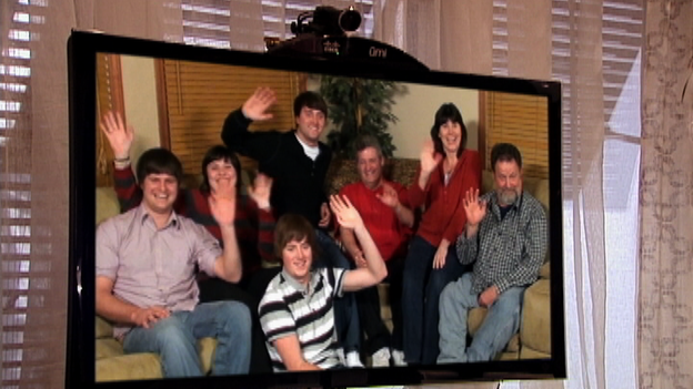 EXTREME MAKEOVER HOME EDITION - &quot;Prewitt-Brewer Family,&quot; - Living Room Picture, on  &quot;Extreme Makeover Home Edition,&quot; Sunday, May 8th     (8:00-9:00 p.m.  ET/PT) on the ABC Television Network.