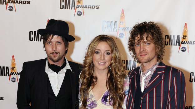 "THE 43rd ANNUAL CMA AWARDS - RED CARPET ARRIVALS - ""The 43rd Annual CMA Awards"" will be broadcast live from the Sommet Center in Nashville, WEDNESDAY, NOVEMBER 11 (8:00-11:00 p.m., ET) on the ABC Television Network. (ABC/DONNA SVENNEVIK)ASHLEY MONROE"