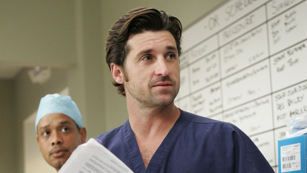103277_6956 -- GREY'S ANATOMY - (ABC/CRAIG SJODIN)PATRICK DEMPSEY