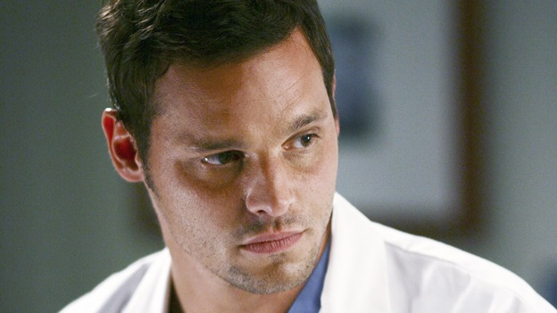 GREY'S ANATOMY - &quot;Superstition&quot; - When a series of deaths occur at Seattle Grace, the uncanny events bring out the doctors' superstitious sides and make Izzie nervous about Denny's surgery. Meanwhile, Derek and Addison discuss making a more permanent living arrangement, and Richard treats a very special, old friend, on &quot;Grey's Anatomy,&quot; SUNDAY, MARCH 19 (10:00-11:00 p.m., ET) on the ABC Television Network. (ABC/SCOTT GARFIELD)JUSTIN CHAMBERS