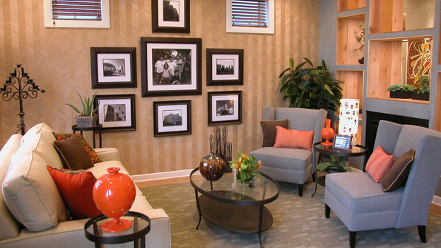 "EXTREME MAKEOVER HOME EDITION - ""Noyola Family,"" - Living Rooms, on ""Extreme Makeover Home Edition,"" Sunday, January 14th on the ABC Television Network."