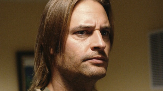 "LOST - ""LaFleur"" - Sawyer perpetuates a lie with some of the other island survivors in order to protect themselves from mistakes of the past, on ""Lost,"" WEDNESDAY, MARCH 4 (9:00-10:02 p.m., ET) on the ABC Television Network. (ABC/MARIO PEREZ)JOSH HOLLOWAY"