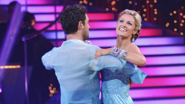 Erin Andrews, a Dancing Queen?