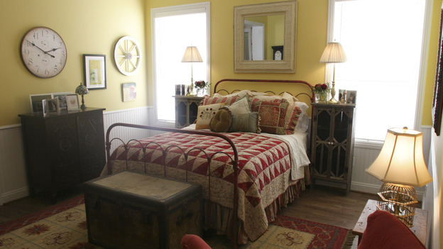 EXTREME MAKEOVER HOME EDITION - &quot;Elcano Family,&quot; - Master Bedroom, on &quot;Extreme Makeover Home Edition,&quot; Sunday, November 21st on the ABC Television Network.