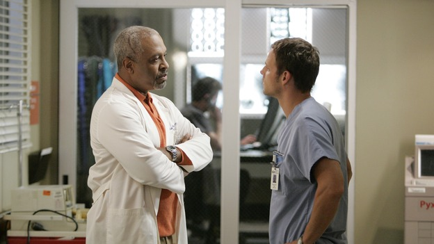 103277_5782 -- GREY'S ANATOMY - (ABC/CRAIG SJODIN)JAMES PICKENS, JR., JUSTIN CHAMBERS