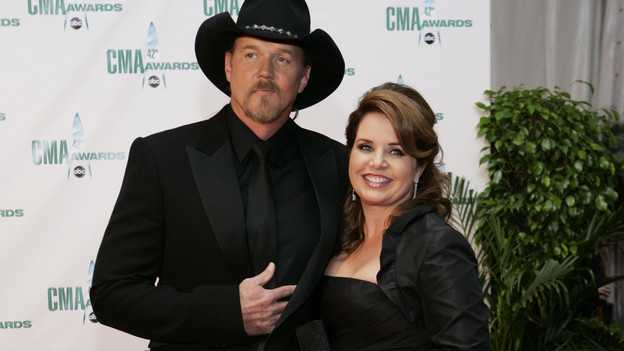 THE 42ND ANNUAL CMA AWARDS - ARRIVALS - &quot;The 42nd Annual CMA Awards&quot; will be broadcast live from the Sommet Center in Nashville, WEDNESDAY, NOVEMBER 12 (8:00-11:00 p.m., ET) on the ABC Television Network. (ABC/ADAM LARKEY)TRACE ADKINS
