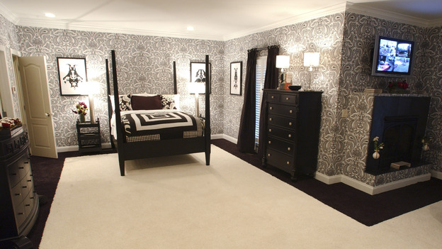 EXTREME MAKEOVER HOME EDITION - &quot;Harris Family,&quot; - Master Bedroom, on &quot;Extreme Makeover Home Edition,&quot; Sunday, May 6th on the ABC Television Network.