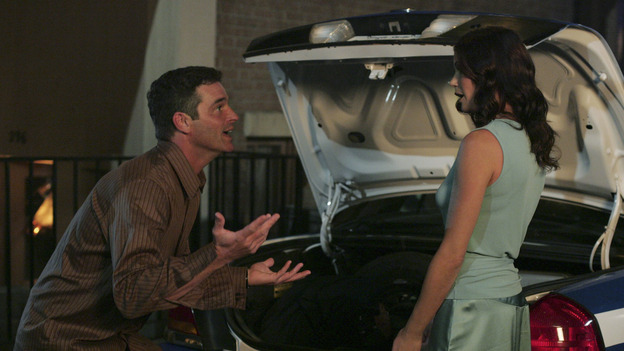 "DESPERATE HOUSEWIVES - ""COME IN, STRANGER"" (ABC/VIVIAN ZINK) STEVEN ECKHOLDT, TERI HATCHER"