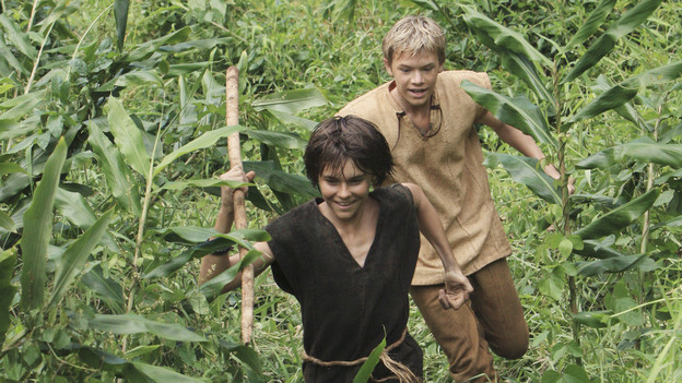 "LOST - ""Across the Sea"" - The motives of John Locke are finally explained, on ""Lost,"" TUESDAY, MAY 11 (9:00-10:00 p.m., ET) on the ABC Television Network. (ABC/MARIO PEREZ)RYAN BRADFORD, KENTON DUTY"