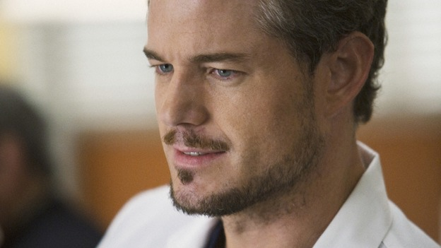 GREY'S ANATOMY - &quot;Sympathy for the Devil&quot; - Dr. Mark Sloan, on &quot;Grey's Anatomy,&quot; THURSDAY, JANUARY 15 (9:00-10:01 p.m., ET) on the ABC Television Network. (ABC/RANDY HOLMES) ERIC DANE