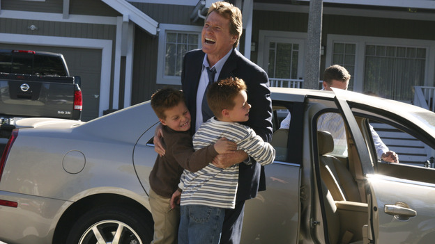 "DESPERATE HOUSEWIVES - ""YOUR FAULT"" (ABC/SCOTT GARFIELD) SHANE AND BRENT KINSMAN, RYAN O'NEAL"