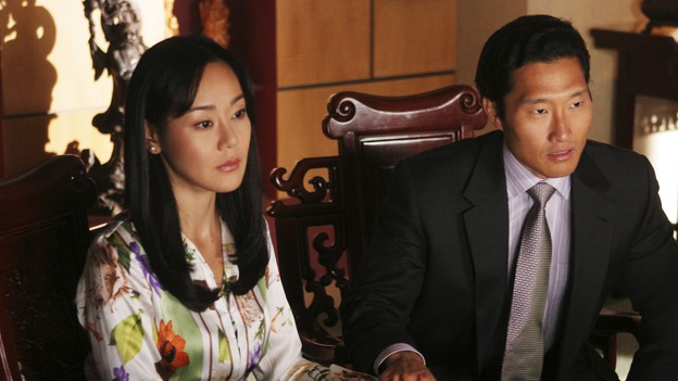 "LOST - ""The Whole Truth"" (ABC/MARIO PEREZ)YUNJIN KIM, DANIEL DAE KIM"