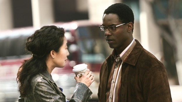 "GREY'S ANATOMY - ""Let It Be"" (ABC/SCOTT GARFIELD)SANDRA OH, ISAIAH WASHINGTON"