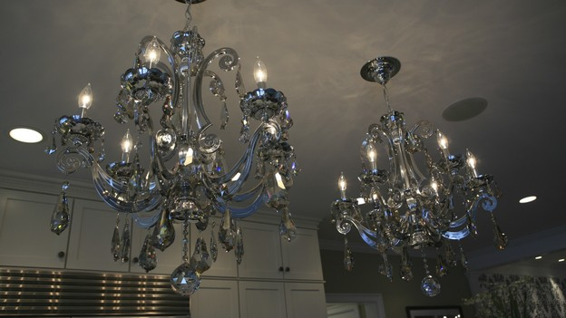 "EXTREME MAKEOVER HOME EDITION - ""Hill Family,"" - Lighting, on ""Extreme Makeover Home Edition,"" Sunday, October 11th on the ABC Television Network."