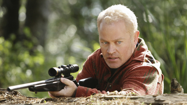 "DESPERATE HOUSEWIVES - ""A Spark. To Pierce the Dark."" - Dave Williams is taking aim."