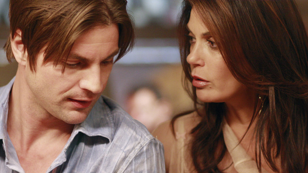"DESPERATE HOUSEWIVES - ""You're Gonna Love Tomorrow"" - Jackson and Susan have a heart-to-heart, with clothes on this time."