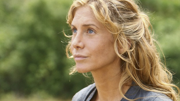 "LOST - ""Jughead"" - The island's erratic movements through time bring Juliet to the Others' camp, on ""Lost,"" WEDNESDAY, JANUARY 28 (9:00-10:02 p.m., ET) on the ABC Television Network. (ABC/MARIO PEREZ) ELIZABETH MITCHELL"