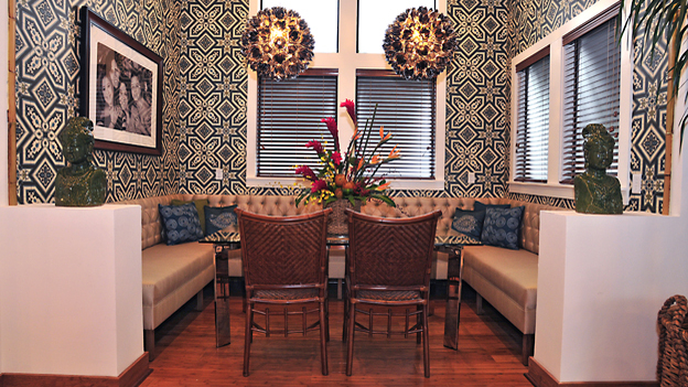 "EXTREME MAKEOVER HOME EDITION - ""Prewitt-Brewer Family,"" - Dining Room Picture, on  ""Extreme Makeover Home Edition,"" Sunday, May 8th     (8:00-9:00 p.m.  ET/PT) on the ABC Television Network."