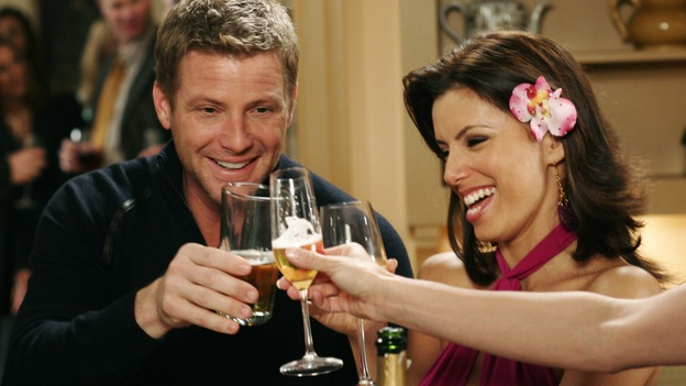DESPERATE HOUSEWIVES - &quot;One More Kiss&quot; (ABC/RON TOM)DOUG SAVANT, EVA LONGORIA
