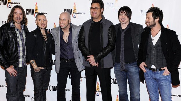 "THE 43rd ANNUAL CMA AWARDS - RED CARPET ARRIVALS - ""The 43rd Annual CMA Awards"" will be broadcast live from the Sommet Center in Nashville, WEDNESDAY, NOVEMBER 11 (8:00-11:00 p.m., ET) on the ABC Television Network. (ABC/DONNA SVENNEVIK)DAUGHTRY"