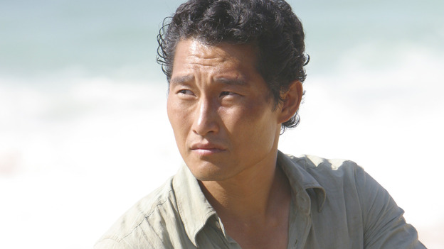 "LOST - ""Born to Run"" - Jin Jack suspects foul play when Michael becomes violently ill while building the raft, on ""Lost,"" THURSDAY, MAY 11 on the ABC Television Network. (ABC/MARIO PEREZ) DANIEL DAE KIM"