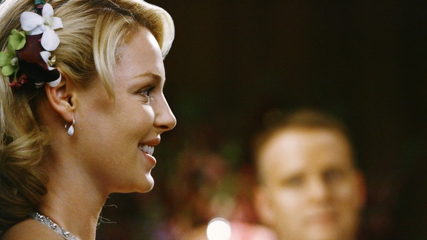 "GREY'S ANATOMY - ""What a Difference a Day Makes"" - Dr. Izzie Stevens and Dr. Alex Karev get married in a surprising twist, on ""Grey's Anatomy,"" THURSDAY, MAY 7 (9:00-10:02 p.m., ET) on the ABC Television Network. KATHERINE HEIGL"
