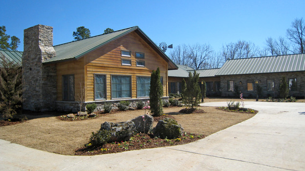 EXTREME MAKEOVER HOME EDITION - &quot;Collins Family,&quot; - Landscaping, on &quot;Extreme Makeover Home Edition,&quot; Sunday, May 6th on the ABC Television Network.