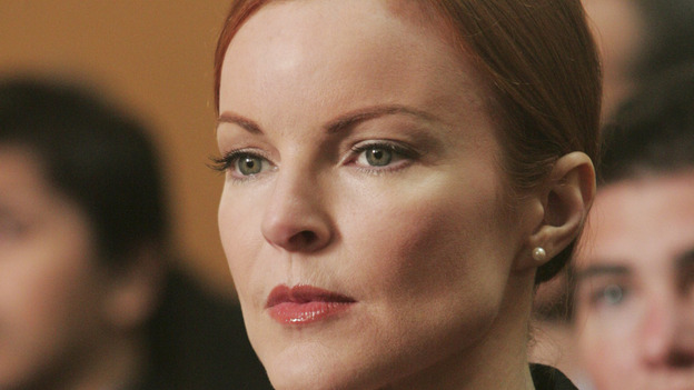 DESPERATE HOUSEWIVES - - (ABC/VIVIAN ZINK) MARCIA CROSS