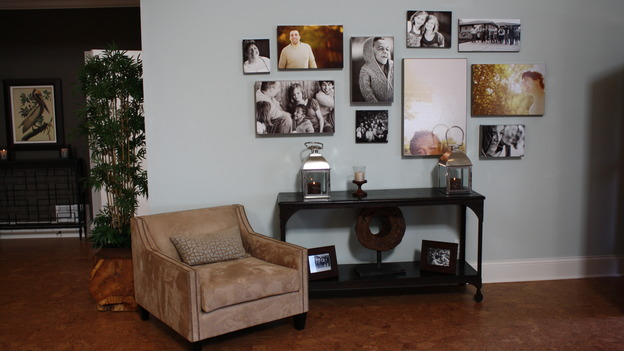 "EXTREME MAKEOVER HOME EDITION - ""Grys Family,"" - Living Room Details, on ""Extreme Makeover Home Edition,""  Sunday, January 11th on the ABC Television Network."
