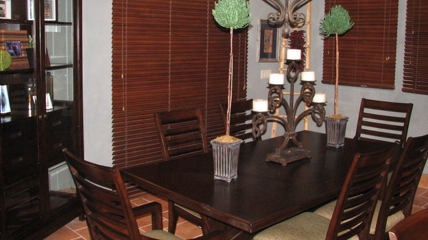 EXTREME MAKEOVER HOME EDITION - &quot;Martinez Family,&quot; - Dining Room, on &quot;Extreme Makeover Home Edition,&quot; Sunday, April 27th on the ABC Television Network.
