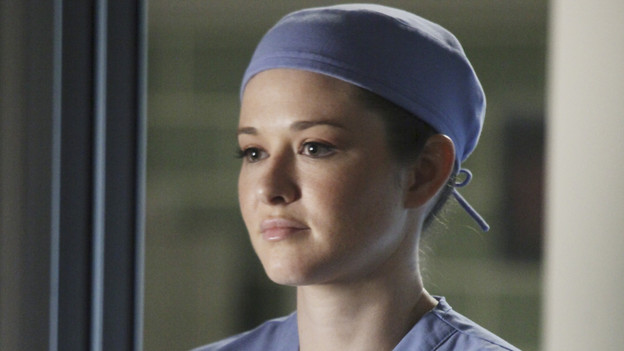 "GREY'S ANATOMY - ABC's ""Grey's Anatomy"" concludes the season with a two-hour shocker, THURSDAY, MAY 20. In the first hour, entitled ""Sanctuary"" (9:00-10:00 p.m., ET), Seattle Grace Hospital is hit with a crisis like no other in its history. Then, in the second hour, ""Death and All His Friends"" (10:00-11:00 p.m., ET), Cristina and Meredith's surgical skills are put to the ultimate test. (ABC/DANNY FELD) SARAH DREW"
