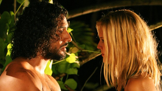 LOST - &quot;Abandoned&quot; (ABC/MARIO PEREZ)NAVEEN ANDREWS, MAGGIE GRACE