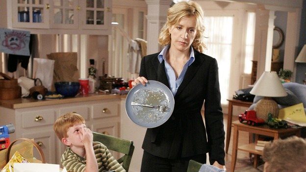 "DESPERATE HOUSEWIVES - ""You Could Drive A Person Crazy"" (ABC/CRAIG SJODIN)ZANE HUETT, FELICITY HUFFMAN, DOUG SAVANT"