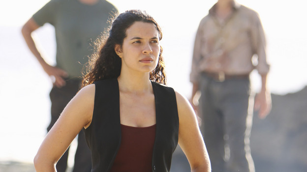 "LOST - ""LA X"" - ""Lost"" returns for its final season of action-packed mystery and adventure -- that will continue to bring out the very best and the very worst in the people who are lost -- on the season premiere of ""Lost,"" TUESDAY, FEBRUARY 2 (9:00-11:00 p.m., ET) on the ABC Television Network. On the season premiere episode, ""LA X"" Parts 1 & 2, the aftermath from Juliet's detonation of the hydrogen bomb is revealed. (ABC/MARIO PEREZ)BACKGROUND: TERRY O'QUINN, MICHAEL EMERSON;FOREGROUND: ZULEIKHA ROBINSON"