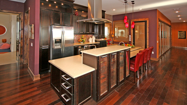 EXTREME MAKEOVER HOME EDITION - &quot;Carr Family,&quot; - Kitchen, on &quot;Extreme Makeover Home Edition,&quot; Sunday, May 2nd (8:00-9:00 p.m. ET/PT) on the ABC Television Network.